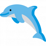 Icono delfin